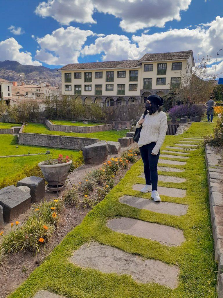 Qurikancha en Cusco