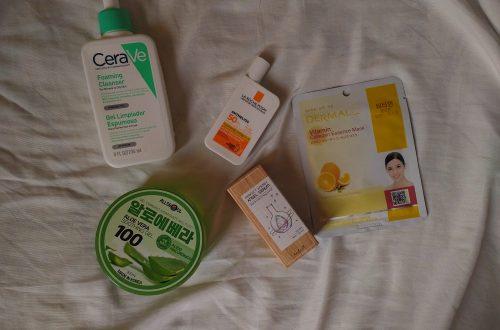 Skincare coreano